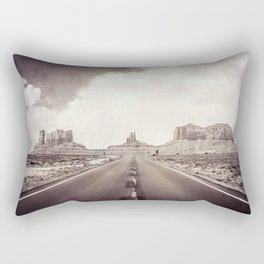 Road to the Giants Rectangular Pillow