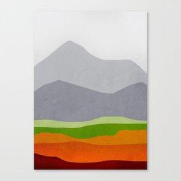 Mountains 10 Canvas Print