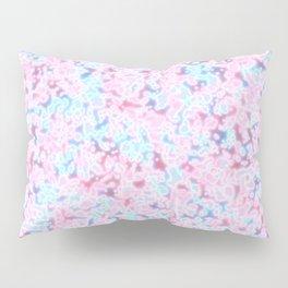 Neon Light Pattern Pillow Sham