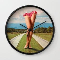 Stems Analog Wall Clock