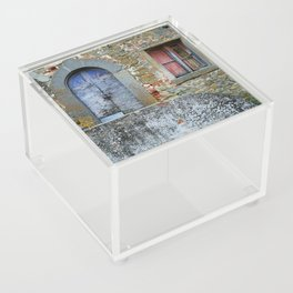 Old House in Italy Acrylic Box