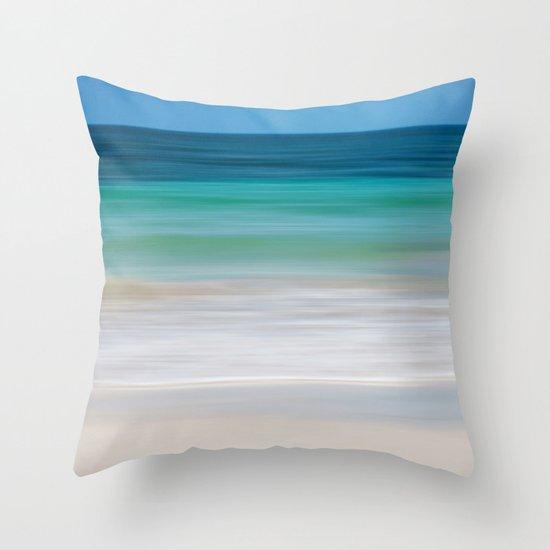 SEA ESCAPE Throw Pillow