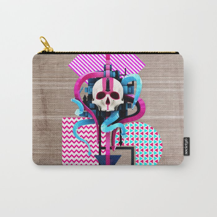 BeautifulDecay II Carry-All Pouch