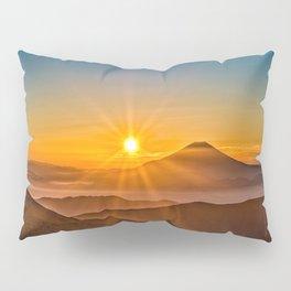 Mt Fuji Pillow Sham
