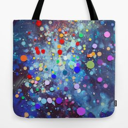 Rainbow Study Tote Bag