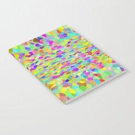 Confetti Garden Fringe Notebook