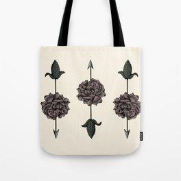 La Transcendance de la Rose Tote Bag