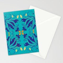 A Expedição do Biologista Artista -El P Stationery Cards