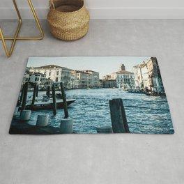 Italy - Venice - Channel - Historically - Gondola - Lagoon. Little sweet moments. Rug