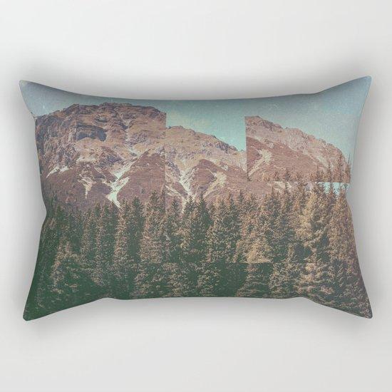 Fractions A33 Rectangular Pillow