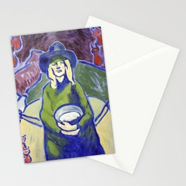 The Captain's Routine Stationery Cards