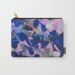 Lilac Sky Carry-All Pouch