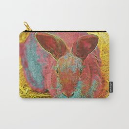 Popular Animals - Bunny Carry-All Pouch