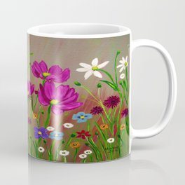 Spring Wild flowers  Coffee Mug