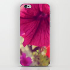 Floral Haze iPhone & iPod Skin