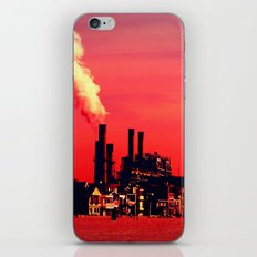 Power Plant iPhone & iPod Skin