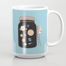 confined space Coffee Mug