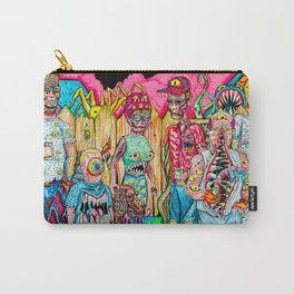 King of the Mutants Carry-All Pouch
