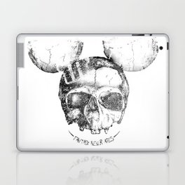 Mickey Skull Laptop & iPad Skin