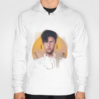 snk Hoodies featuring Smile by putemphasis