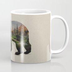 The North American Black Bear Mug