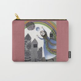 Rainbow Mine (2) Carry-All Pouch