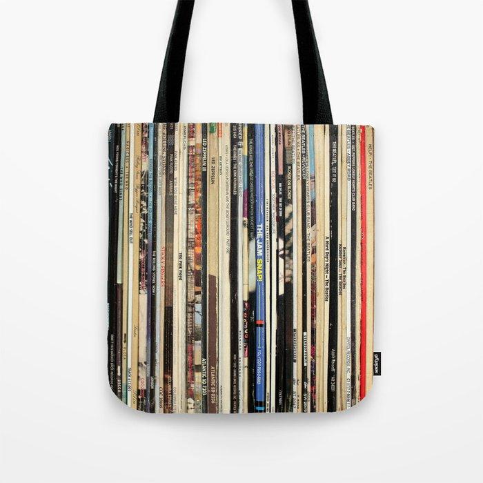 Classic Rock Vinyl Records Umhängetasche