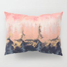 Abstract Wilderness Pillow Sham