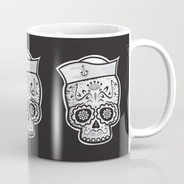 Marinero muerto sugar skull Coffee Mug