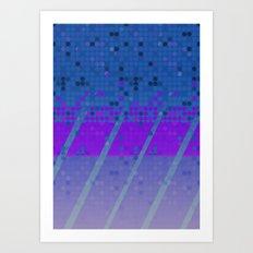 PB Dot Art Print