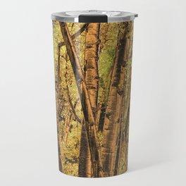 Bronzed Aspen Trunks Travel Mug