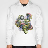 spaceman Hoodies featuring SPACEMAN by • PASXALY •