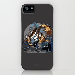 The Offender iPhone Case