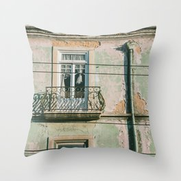 Tempo Throw Pillow
