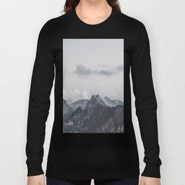 Calm - landscape photography Long Sleeve T-shirt