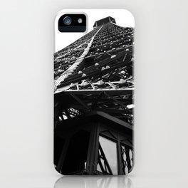 Eiffel Tilt iPhone Case