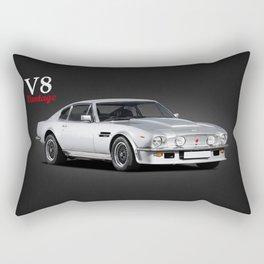 The V8 Vantage Rectangular Pillow