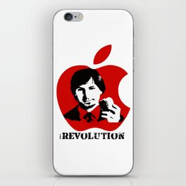 STEVE JOBS iRevolution (in aid of Cancer Research) iPhone Skin