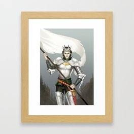 Worthy of Your Soul Framed Art Print