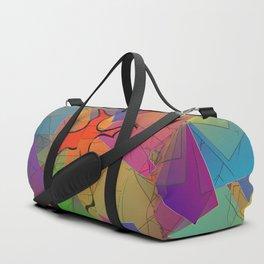 2506 Little cubistic phoenix ... Duffle Bag