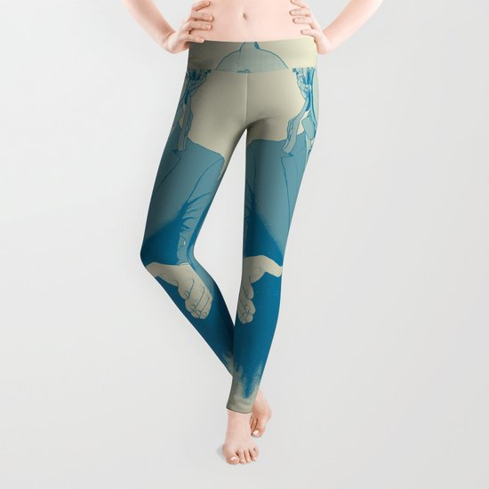 Come To Our Aid Leggings