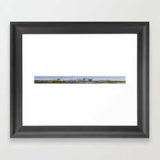 NY Xtreme Framed Art Print