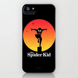 The Spider Kid iPhone Case