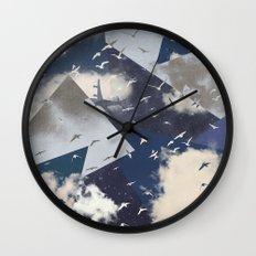 The Sky Wall Clock