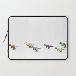 8-Bit T-Rex Laptop Sleeve
