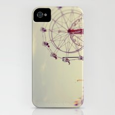 Cotton Candy Daydreams iPhone (4, 4s) Slim Case