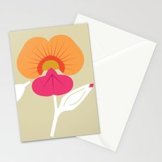 Coral Vine Stationery Cards