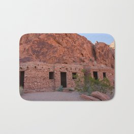 CCC Cabins-1, Valley of Fire State Park, Nevada Bath Mat