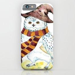 Snowy White Owl  iPhone Case