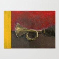 Taxi Horn Canvas Print
